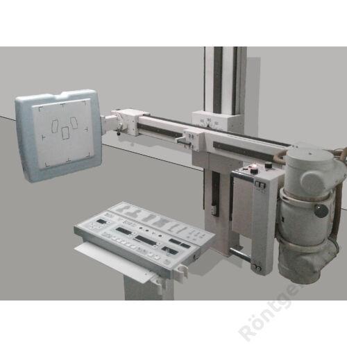 Digitális felvételi röntgen munkahely