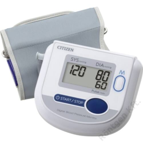 Citizen vérnyomásmérő