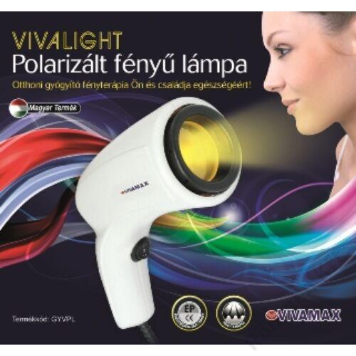 Vivaligh fényterápia  gyógylámpa