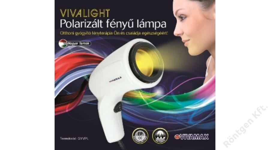 Vivaligh fényterápia gyógylámpa - Fény- és hőterápiás készülékek ... 3376129894