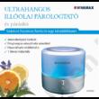 Ultrahangos illóolaj párologtató és Salvus víz párásító
