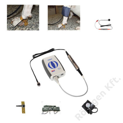 DOPPY-VET érdoppler készlet állatorvosoknak