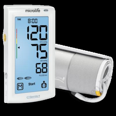 Microlife BP A7 AFIB touch vérnyomásmérő adapterrel!