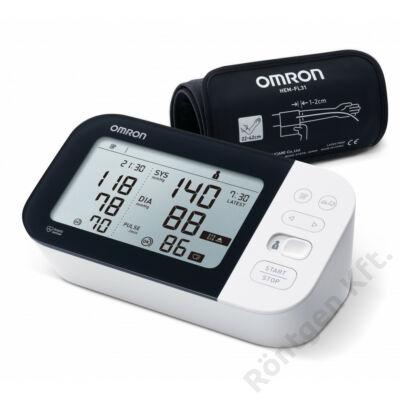 OMRON M7 Intelli IT Intellisense okos-vérnyomásmérő Bluetooth adatátvitellel