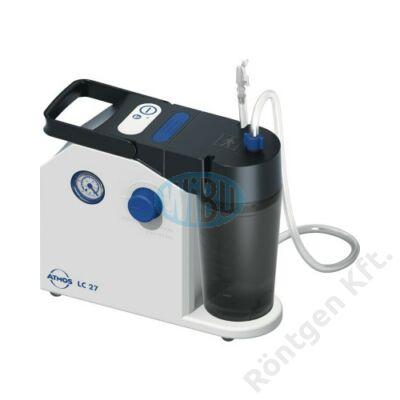 Atmos LC27 akkumulátoros váladékszívó
