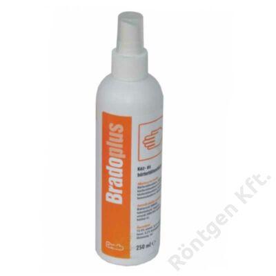Bradoplus 250 ml pumpás kéz és bőrfertőtlenítő