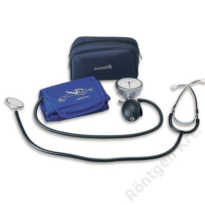 Vérnyomásmérő órás MICROLIFE BP AG1-40 fonendoszkóppal