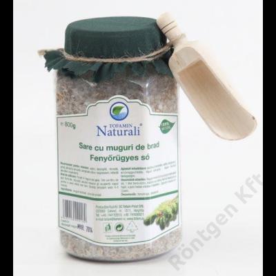 Fenyőrügyes parajdi só
