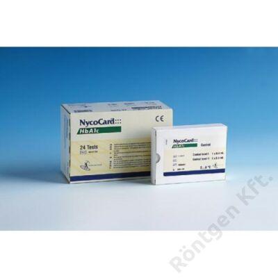 Hemoglobin  teszt Nycocard készülékhez