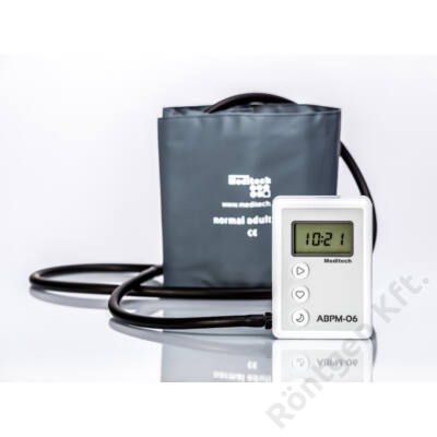 ABPM 06 Ambuláns vérnyomásmérő monitor