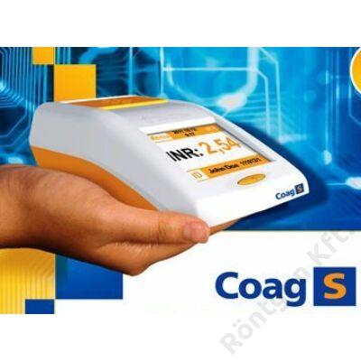 Diagon Coag S INR véralvadásmérő rendszer