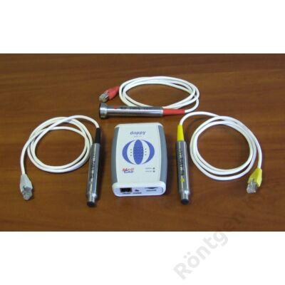 DOPPY, érdopler 4 és/vagy 8 MHz-es fejjel