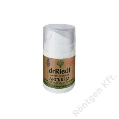 dr Riedl intenzív bőrpuhító arckrém