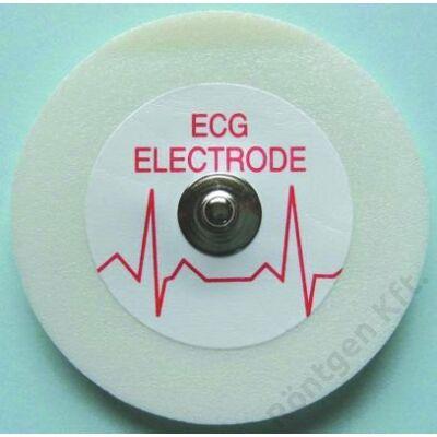 Egyszerhasználatos EKG elektróda