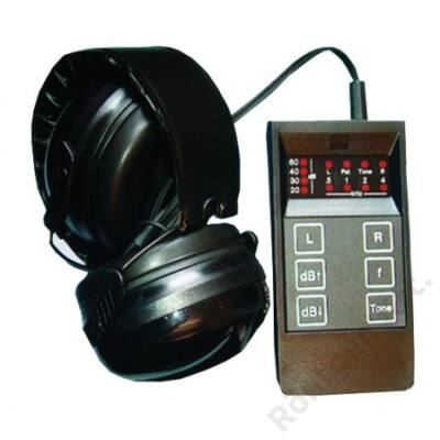 Szűrőaudiométer SA 50