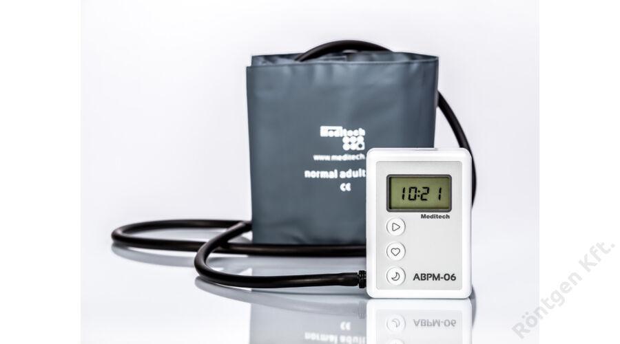 ABPM 06 Ambuláns vérnyomásmérő monitor - ABPM, Holter..